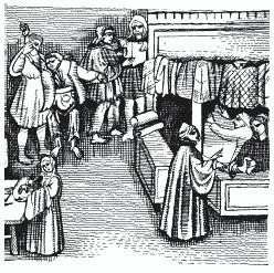 супружеская пара привела раба