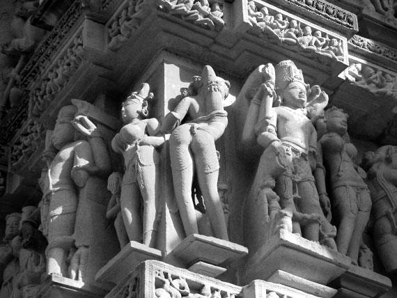 Оральный секс в древней индии