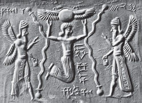 Боги древнего Междуречья