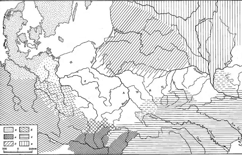 среде древних европейских